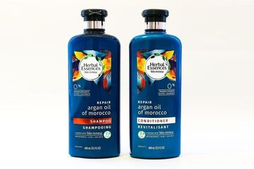 Herbal Essences adapte ses packs aux aveugles