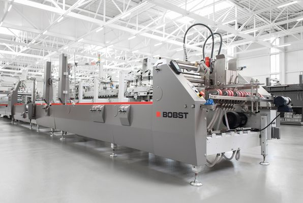 Carestia Arcade Beauty choisit une Bobst