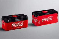 Coca-Cola passe au fourreau en carton