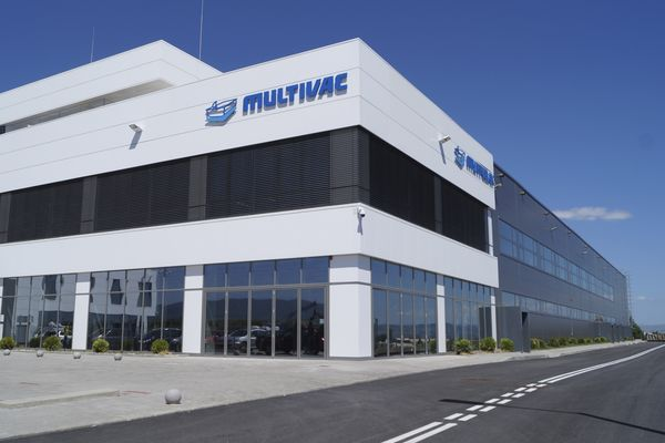 Multivac a inauguré son usine bulgare