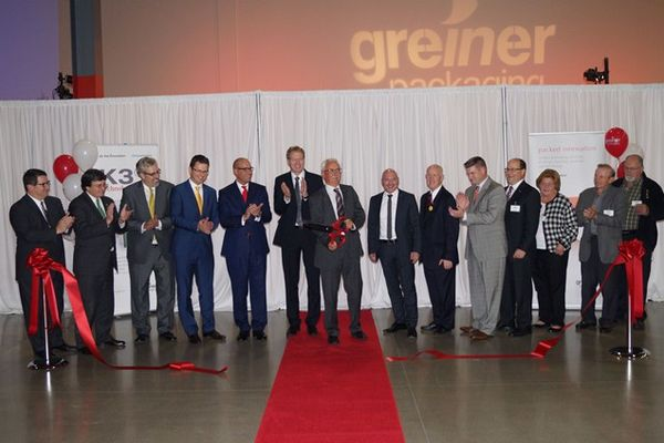 Greiner Packaging inaugure son site américain