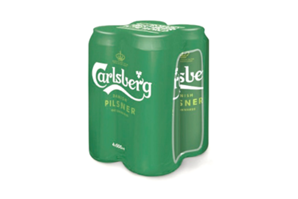 Carlsberg filmera ses packs avec Ceisa Packaging