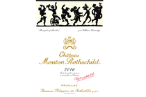 Mouton Rothschild choisit William Kentridge