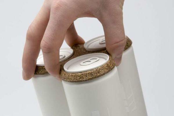 Trebodur recycle les déchets brassicoles en emballages