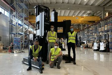 GT Logistics automatise l'intralogistique des Papeteries Saint-Michel
