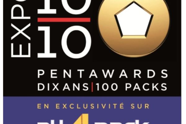 Les Pentawards sur All4Pack Paris