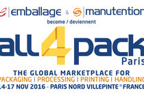 Naissance d'All4pack Paris