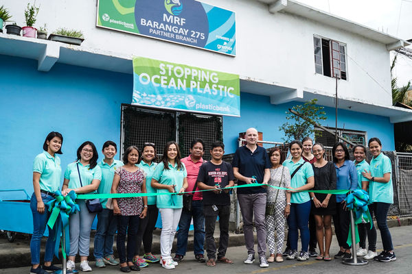 Greiner Packaging s'associe à Plastic Bank aux Philippines