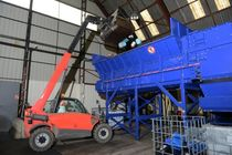 Chimirec recycle les emballages industriels en PEhd