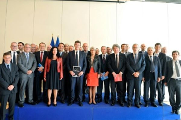 34 plans industriels pour la France