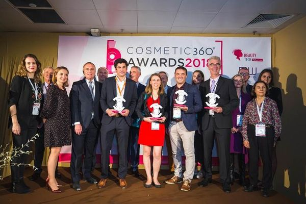 Mobeefox remporte un Cosmetic 360 Award