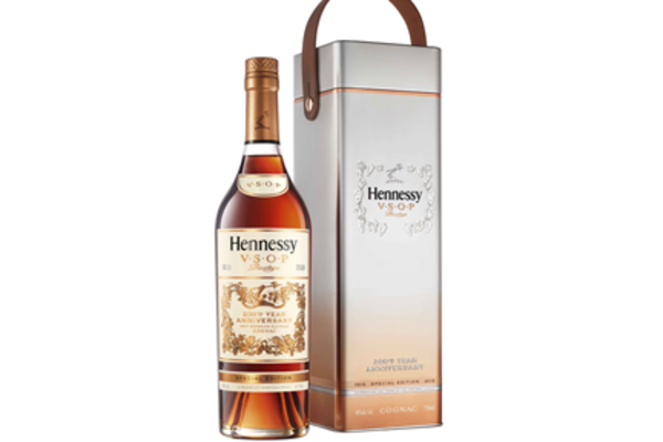 Hennessy rend hommage à la charentaise