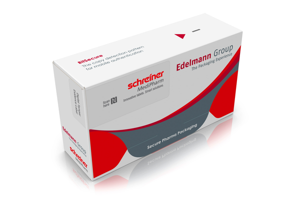 Schreiner Medipharm et Edelmann Group en route vers l'emballage intelligent