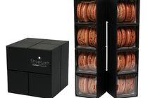 Shopluxe emballe les macarons