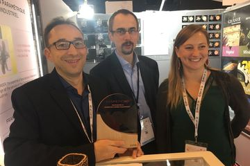 Le design paramétrique de GD Laser remporte un Cosmetic 360 Award