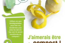 Lorient teste le sac compostable