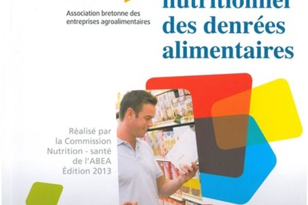 L'étiquetage nutritionnel a son guide