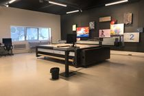 SwissQprint France se dote d'un nouveau showroom