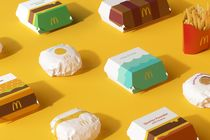 Pearlfisher redessine les emballages de McDonald's