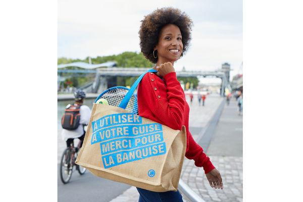 Les sacs en plastique réutilisables chez E.Leclerc, c'est fini