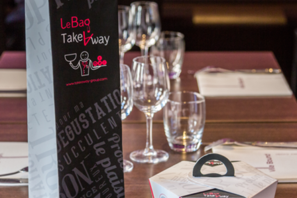 Le « doggy bag » arrive dans les restaurants